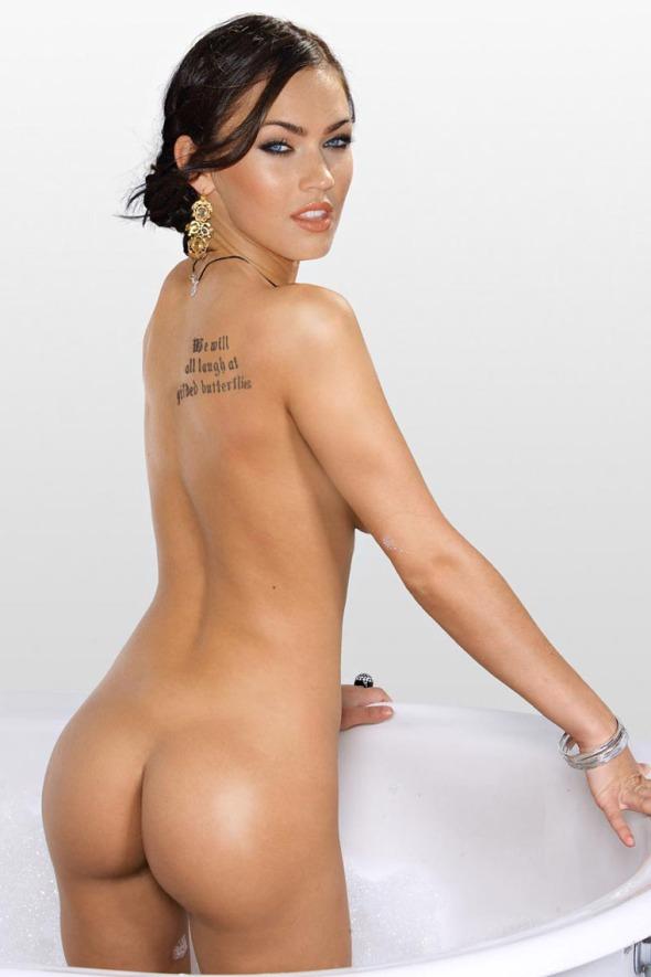 Megan Fox Nude Pic Please