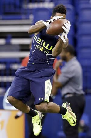 Jalen Saunders 2014 NFL Combine