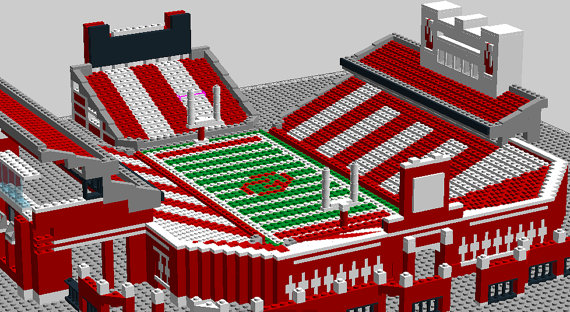 build the ou stadium in lego oklahoma sooners amp nfl blog
