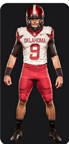 new oklahoma sooners uniform