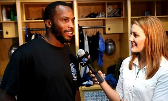 Ryan Broyles interview