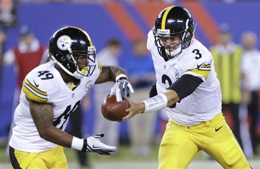 Landry Jones Steelers